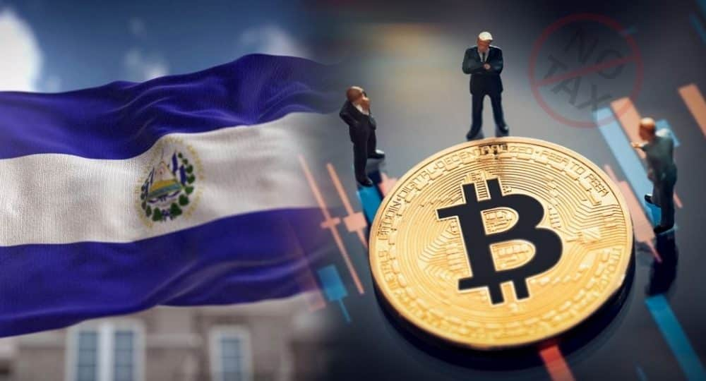El Salvador won't levy tax on bitcoin profits earned by foreign investors